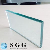Sell Top quality 10mm clear float glass