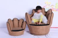 Baby furniture/kids upholstered chair/toddler stool and ottoman/children sofa