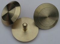 Sell Tactile Ground Surface Indicator- Brass1