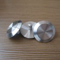 Sell stainless steel Tactile Indicator with ridged sides