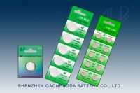 Sell button cell battery