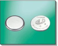 Sell lithium button cell CR2032