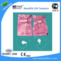 beautiful life tampons of original manufacture with Gost R cert in Russia