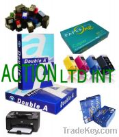 DOUBLE A  PAPER at relatively cheap prices