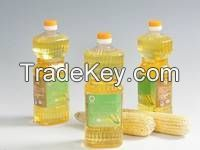 100% Refined Corn Oil for Human Consumption