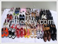 used shoes, secondhand shoes,