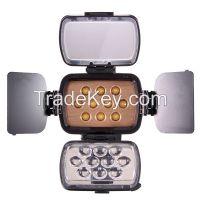 Travor Professional Camera Video Light IS-L10