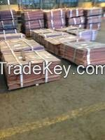 Copper Cathodes for sale