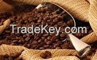 Arabica and Rubosta Coffee