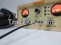 Vacuum Tube Headphones Amplifier, Multi Function, Classic Design, Build in Bluetooth