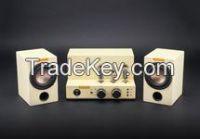 Bluetooth Vacuum Tube Amplifier, Home audio amplifier