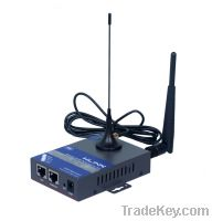 Industrial WCDMA/UMTS 3G Router with VPN, 1xWAN, 1xLAN