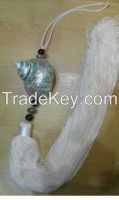 Conch hanging decoration