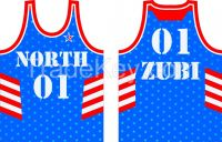 Sublimated Tank Tops