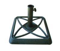 cast iron patio garden umbrella base