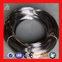 ISO9001 Black Annealed Wire(hot sales high quality)