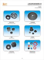 CE ISO V belt pulleys for Taper Bushes