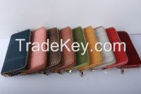 factory price pu leather wallets and purses products