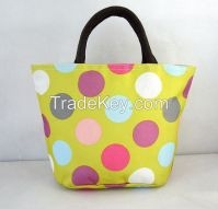 factory price nylon fabric hand bags