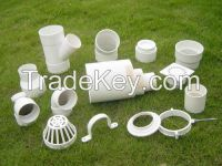 Sell Suspension polyvinyl chloride (PVC) Resin SG5 K  for PVC Pipe