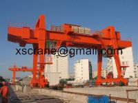 Cheap gantry crane 35 ton with high quality