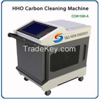 HHO engine carbon cleaning machine/oxyhydrogen engine carbon cleaning machine