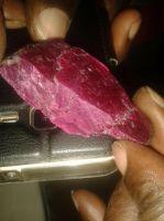 Amethsyts, Tanzanites and other precious stones