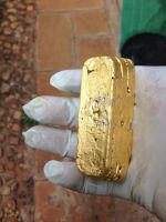 Raw Gold Bars Available