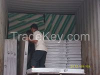 Chinese suspended gypsum ceiling tile