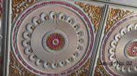 Quality colourful gypsum decoration tile