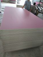 Dry wall partition paper faced  gypsum board