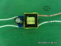 LED driver 10W 9W 8W 7W 6W 5W 0.3A 300mA 5-10S-1PX1QiHan built in constant current power supply lighting transformer