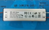 Waterproof LED driver 50W 45W 40W 1.5A 1500mA 8-10S-5PX1 QiHan constant current power supply lighting transformer