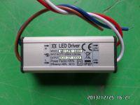 LED driver 20W 18W 16W 14W 12W 0.6A 600mA 6-10S-1PX3 QiHan Housing constant current power supply lighting transformer