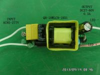 LED driver 18W 16W 15W 14W 12W 10W 300mA 9-18S-1PX1 CE QiHan built in constant current power supply lighting transformer high