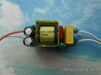 LED driver 10W 8W 7W 6W 5W 0.3A 300mA 6-10S-1PX1 CE QiHan constant current power supply lighting transformer