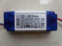 LED driver 36W 34W 32W 30W 28W 26W 24W 600mA 12-18S-1PX3 QiHan housing constant current power supply lighting transformer