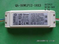 LED driver 50W 48W 45W 42W 40W 36W 0.9A 900mA 12-18S-3PX1 QiHan housing constant current power supply lighting transformer