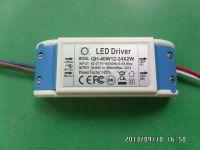 LED driver 36W 30W 27W 24W 21W 18W 0.43A 430mA 12-24S-1PX2 QiHan housing constant current power supply lighting transformer