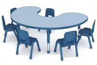 HIgh quality  Kids Plastic Table