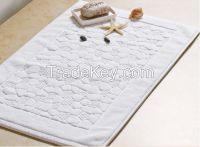 100% Cotton Hotel Floor Compact Towel