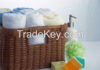 100%cotton spa face towel