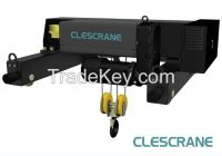 CH Series Low Headroom Electric Hoist for Double Girder Crane