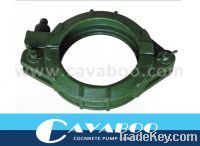 Sell concrete upmp pipe clamp