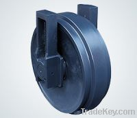 Sell excavator front idler pc200