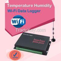 Temperature Humidity Wi-Fi Data Logger