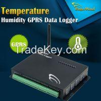 Temperature Humidity GPRS Data Logger