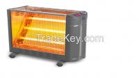 Heater Stone fireplace