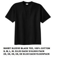 T-shirts  BLACK AND WHITE