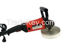 portable simple glass polishing machine/polishing grinder